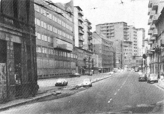 Via Santa Sofia, anni 60 | da Milàn l'era inscì