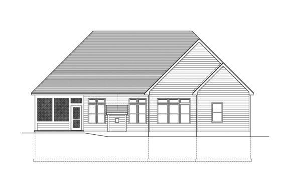 Ranch Style House Plan 3 Beds 2 Baths 1824 Sq Ft Plan 1010 103 Ranch Style Homes Ranch Style House Plans House Plans