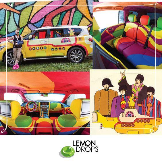 Não basta ser fã dos Beatles, tem que transformar o carro em um Yellow Submarine!  Foi o que fez um homem na Rússia: ele criou uma versão sobre rodas do Yellow Submarine com muitas cores vibrantes e arte psicodélica!  Para quem não conhece, Yellow Submarine é o nome do filme de animação de 1968, inspirado na música dos Beatles com o mesmo nome.   Quer ver mais? Então acessa: http://zip.net/bhkYCM