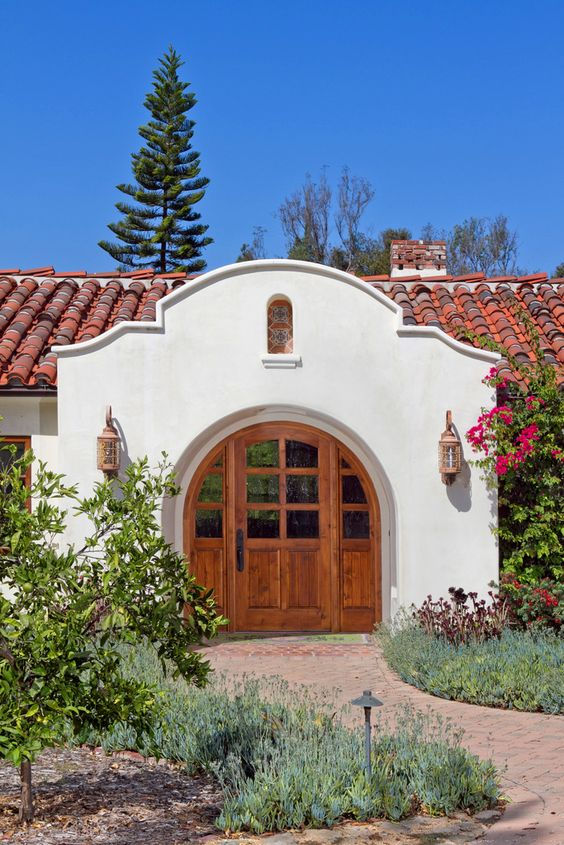 Spanish style spanish style homes pinterest doors for Spanish style homes for sale near me