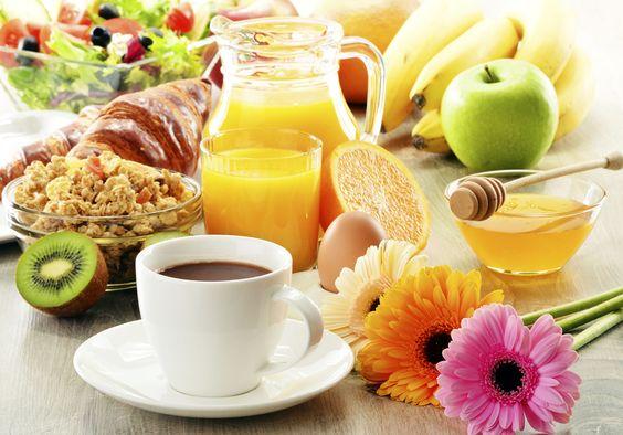 6 opções de café da manhã para diferentes estilos de vida