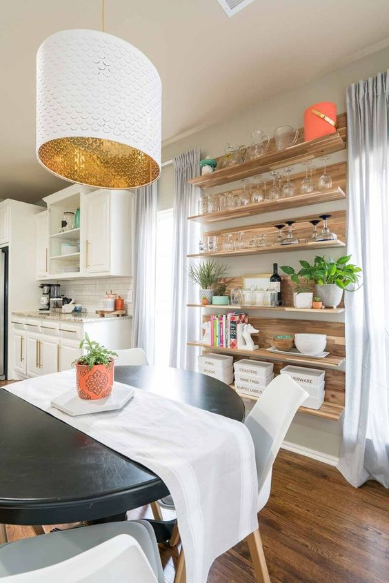 Modest Small Kitchen Ideas