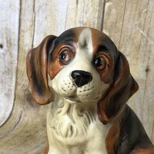 Details About Uctci Beagle Dog Porcelain Figurine Vintage Japan