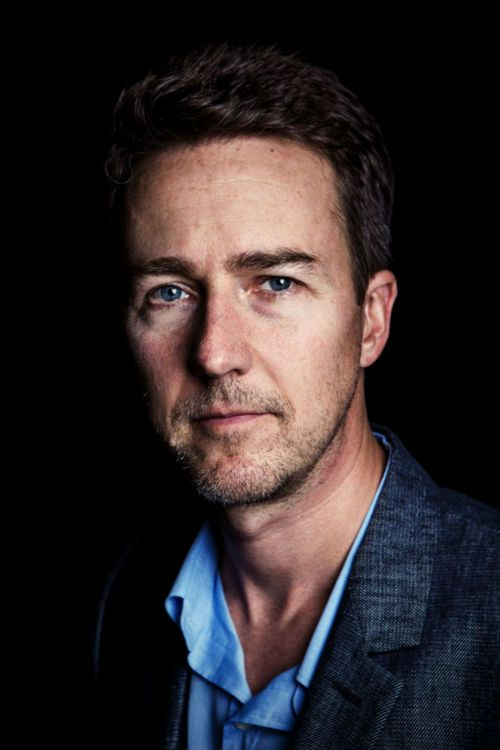 Edward Norton. such great lighting in this photo