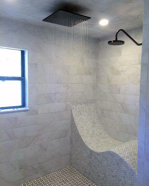 Top 50 Best Shower Bench Ideas Relaxing Bathroom Seat Designs Relaxing Bathroom Bathroom Seat Shower Bench