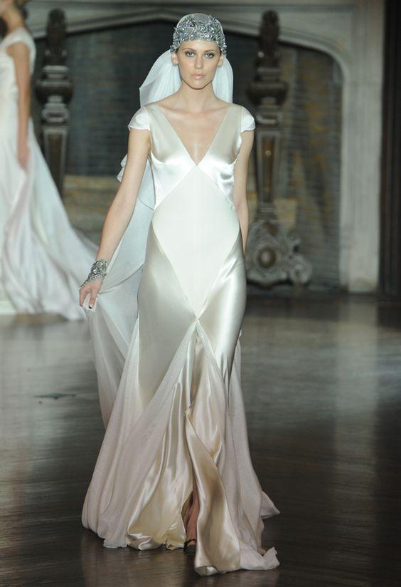 Johanna Johnson Spring/ Summer 2014 Wedding Dresses
