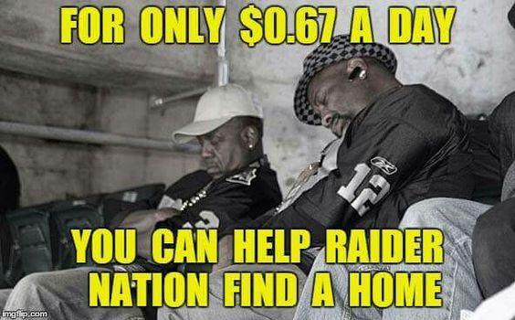 Funny Memes For Raiders : Raiders meme nfl memes pinterest