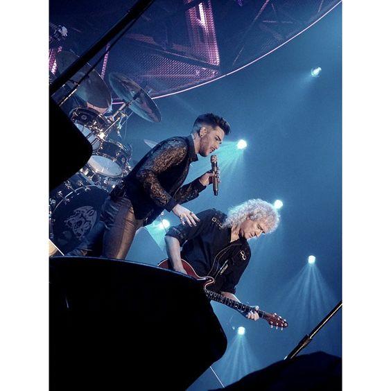 """""""Queen + Adam Lambert"""