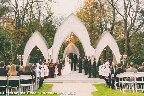 Higdon House Wedding Photography by Christopher Brock Photography - www.chrisbrock.org
