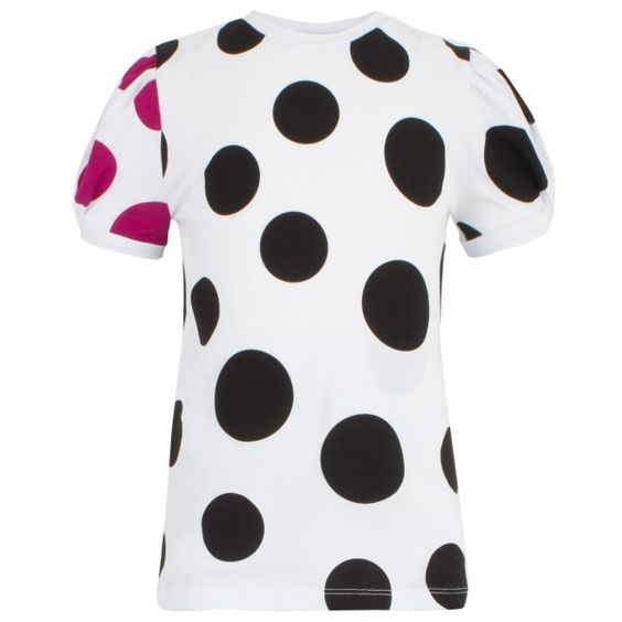Love made Love Polka Dot Tee at alexandalexa.com
