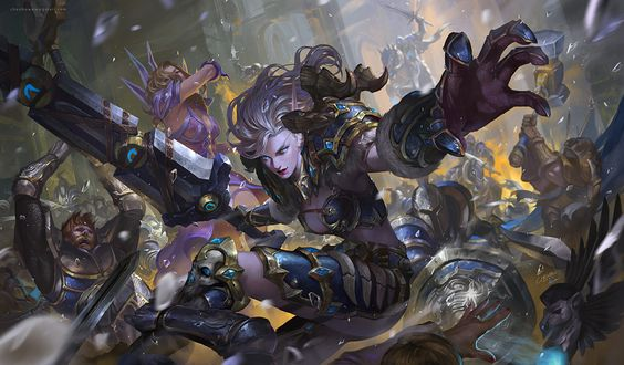 Let's share our favorite Warcraft fan-art! - Page 283 - Scrolls of Lore Forums