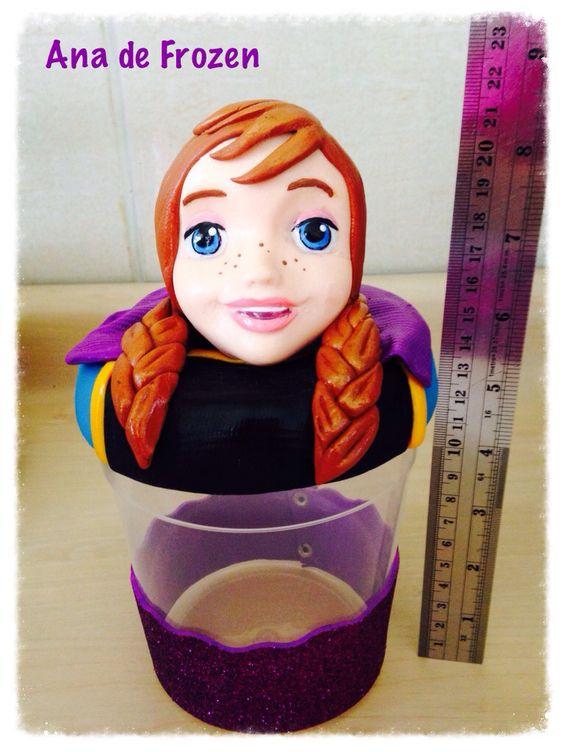 Sorpresas de Ana de Frozen