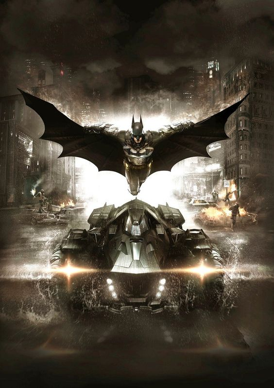 Batman Arkham Knight Poster