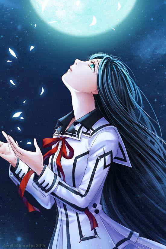 Fleeting Dreams Vampire Knight Snowy Night Vampire Knight Vampire Knight Yuki Yuki Kuran