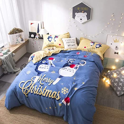 Llwannr Duvet Covers 100 Sanding Cotton Plaid Luxury Bedding Sets Queen King Size Duvet Cover Bed She King Size Duvet Covers Bed Sheet Sets Queen Bedding Sets