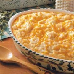 Cheesy Hash Brown Bake Allrecipes.com