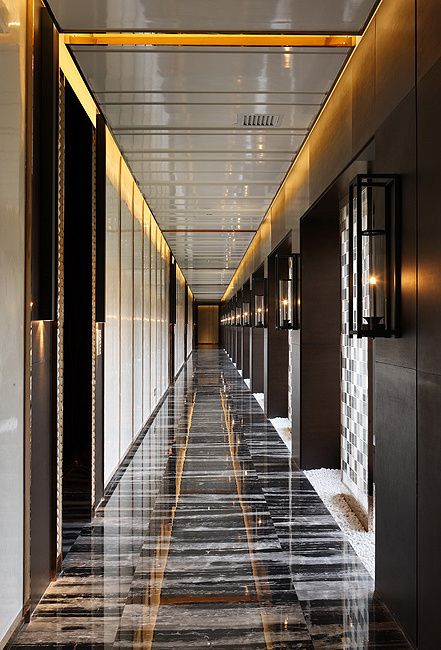 Best Corridor Design: Design Project - Golucci Inter ...