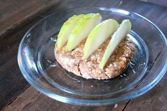 Raw Apple Pie Cookies | boyandtherabbit