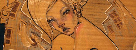 Dulces pesadillas creadas por Aintzane Cruceta