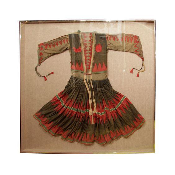Turkish Whirling Dervish Dress.