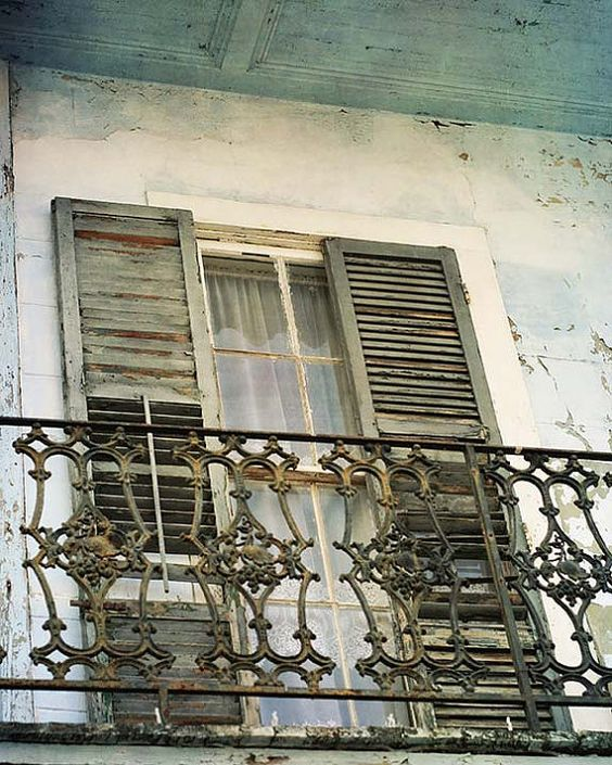 New Orleans French Quarter Photograph Beautiful Decay