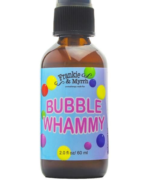 Bubble Whammy Bubble Gum Spray Bubbles Linen Spray Bubble Gum