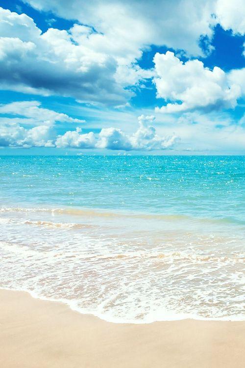 Beautiful ocean.