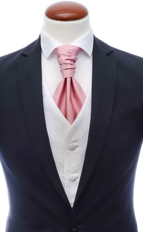 Kravatt Ljusrosa
