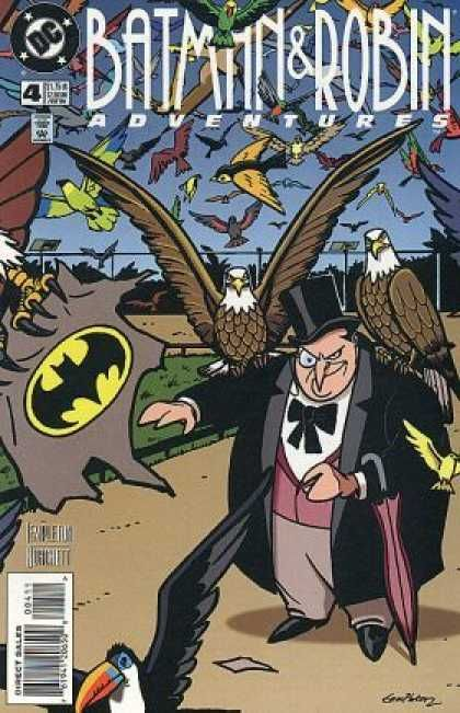 Batman & Robin Adventures 4 - Penguin - Eagle
