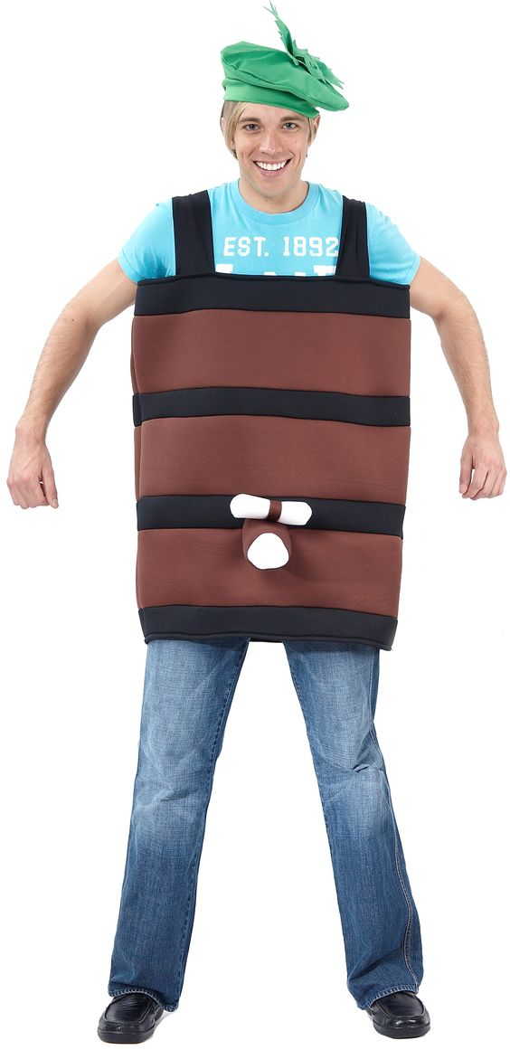 Cute wine barrel costume | Costumes of the vine ...