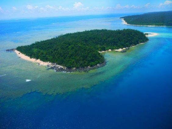 Honeymoon Island Is One Of The Most Famous Travel Destinations Here In Isabela Philippines