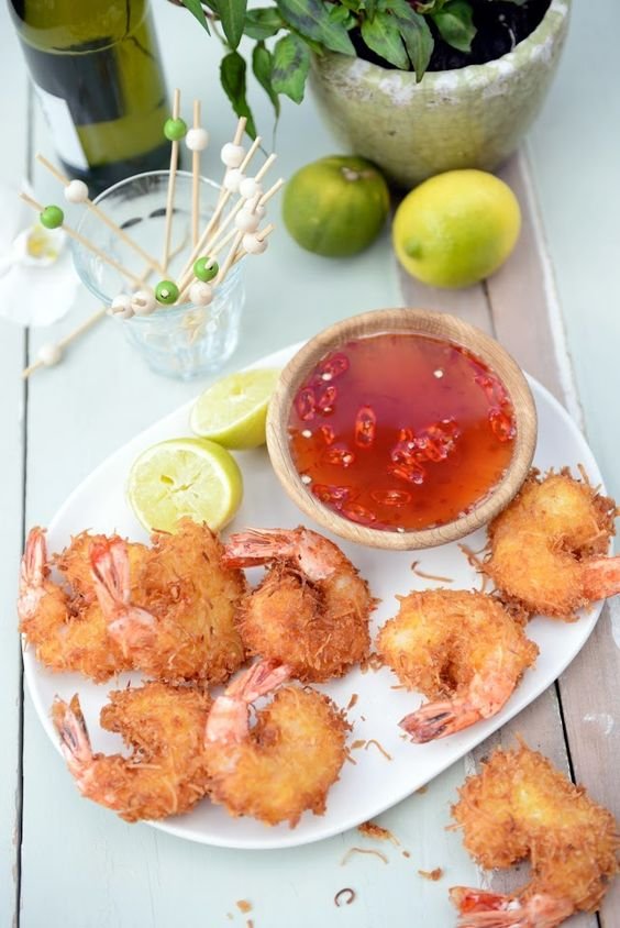 dipping sauces tigers coconut sliders fish sauces baked fish spicy ...