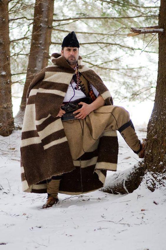 Български мъж, Българин, ямурлук, България: