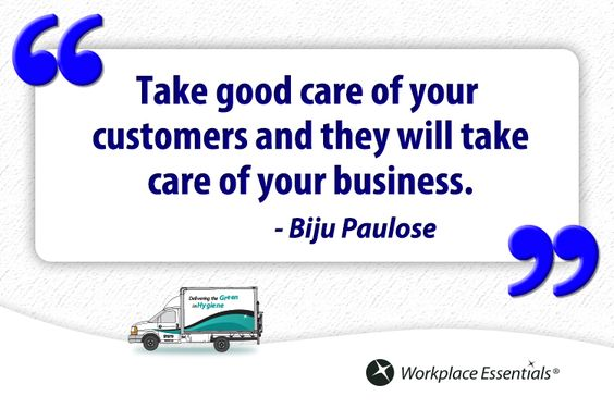 how to take care of your customers