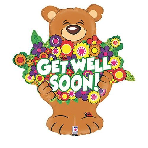 26 Beary Big Bunch Get Well Get Well Get Well Wishes Get Well Soon
