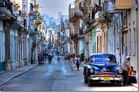 Havana um destino para se encantar - Bilhete de Viagem