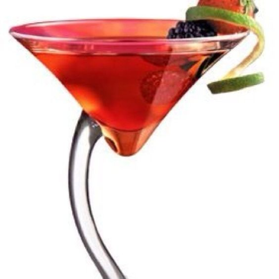 Martini - This glass is awesome