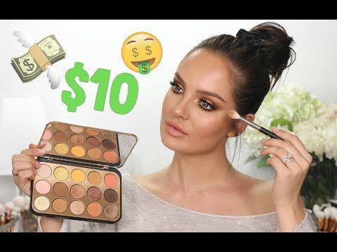 1 Affordable Bronze Glam A Good Old Fashioned Makeup Tutorial Chloe Morello Youtube Bronzed Makeup Tutorial Makeup Tutorial Chloe Morello