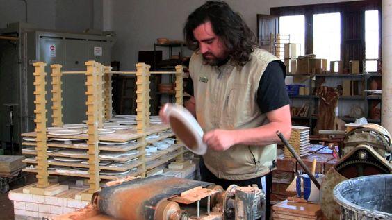 Colella-López handmade pottery. Ceramistas de Benecid.