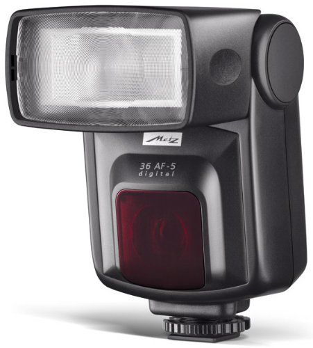 Metz 36 AF-5- Flash para cámaras foto Olympus/Panasonic -  http://tienda.casuarios.com/metz-36-af-5-flash-para-camaras-foto-olympuspanasonic-negro/