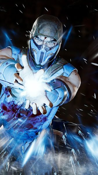 Sub Zero Mortal Kombat 11 4k 3840x2160 Wallpaper Sub Zero