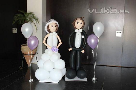 globos boda - Google Search