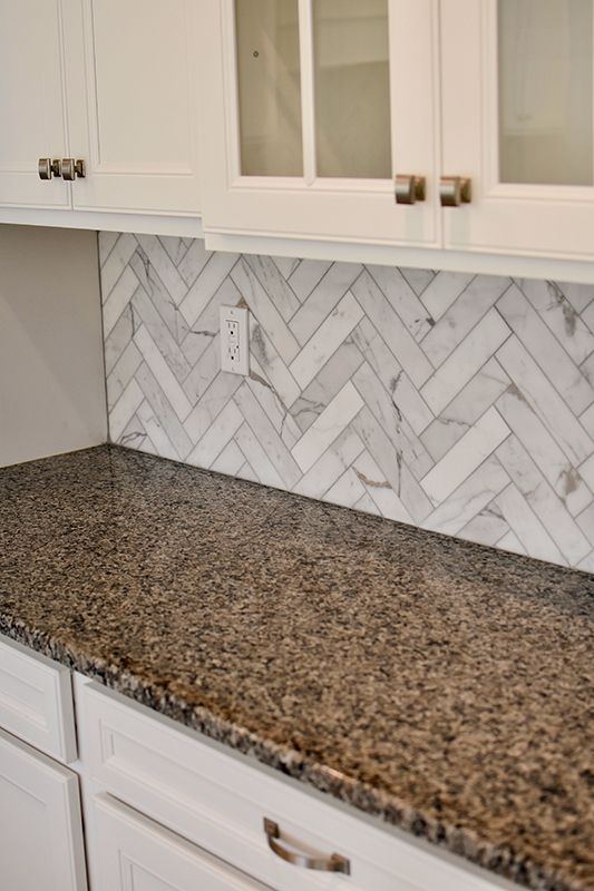 Another Beautiful Kitchen Backsplash Installed By Our Team This 2