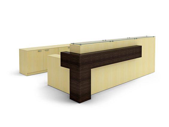 In2design Reception Desk