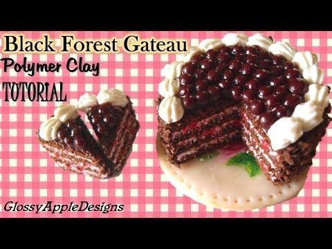 Black forest gateau recipe youtube