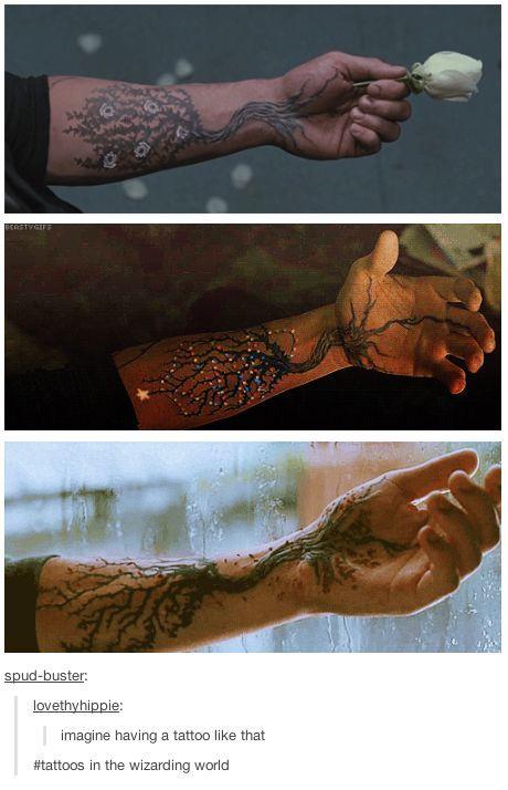 beastly tattoo gif - Google Search: