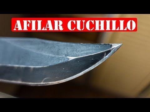 Youtube Como Afilar Cuchillos Afilador De Cuchillos Cuchillos