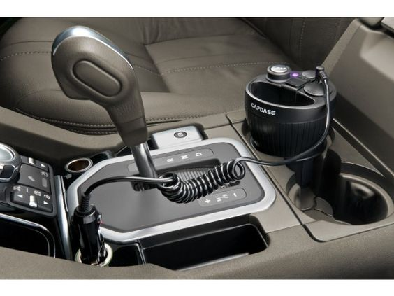 Capdase Universal Car Charger Cup Holder Powercup 2 2 Iphone Ipod