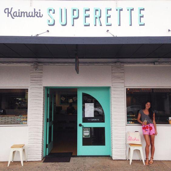 Kaimuki Superette: