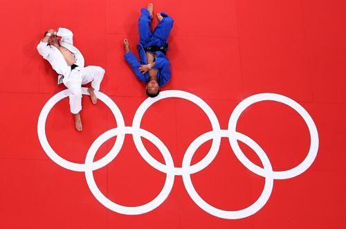 Judo'd out